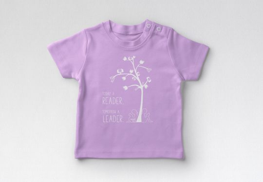 Friends of the Columbus Metropolitan Library store children's shirt