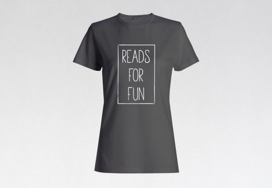 Friends of the Columbus Metropolitan Library store shirt