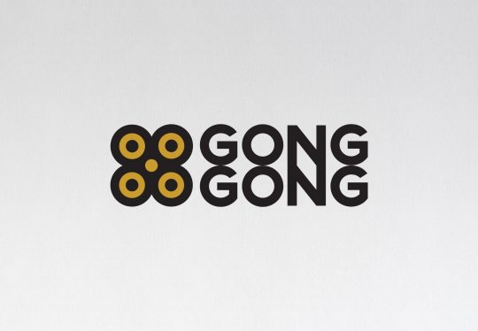 Gong Gong Communications logo