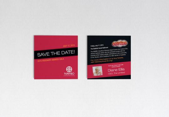 NAWBO Columbus Visionary Awards Gala save the date