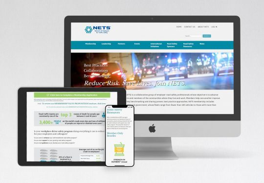 Network of Employers for Traffic Safety website