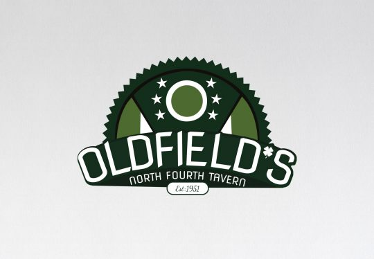Oldfield's logo designed