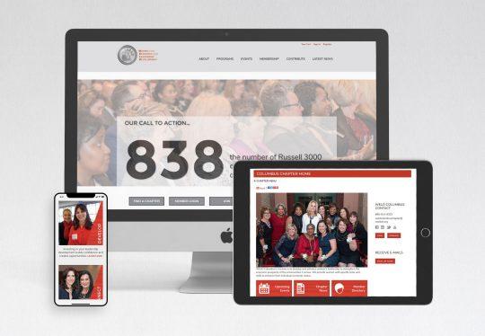 WELD website
